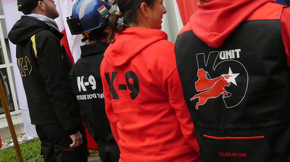 Magyarok a mentőkutya világbajnokságon